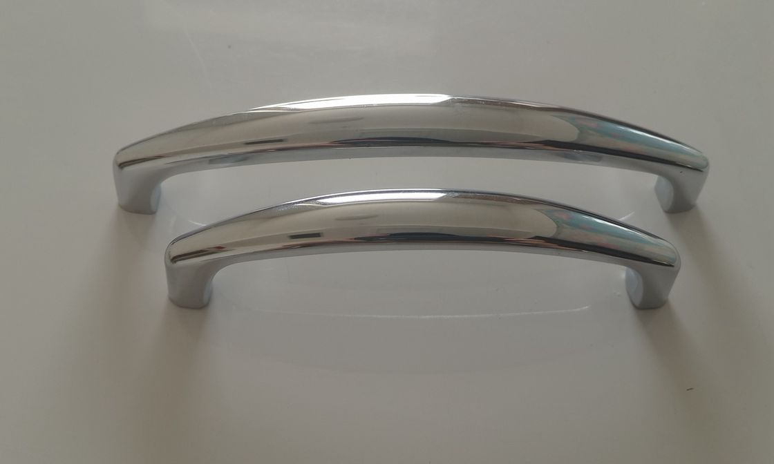 Zinc Alloy Furniture Handles And Pulls , Drawer / Cabinet Hardware